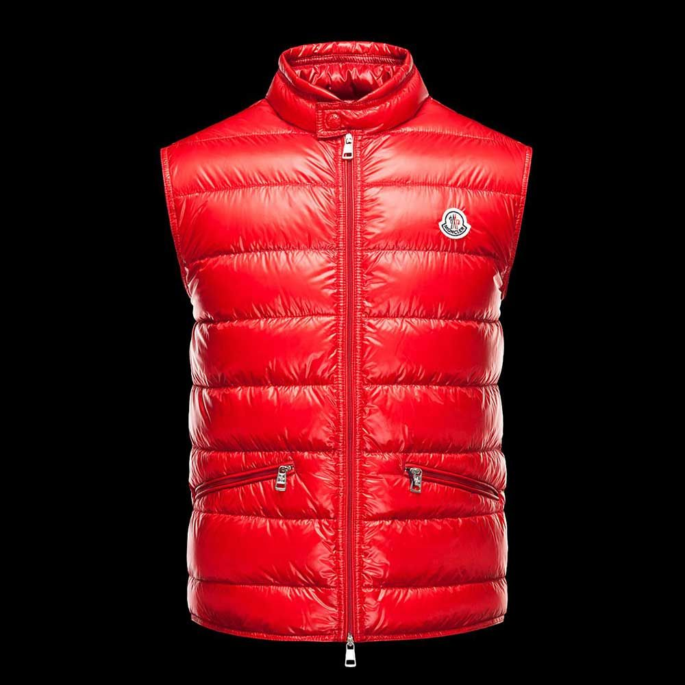 moncler gui red
