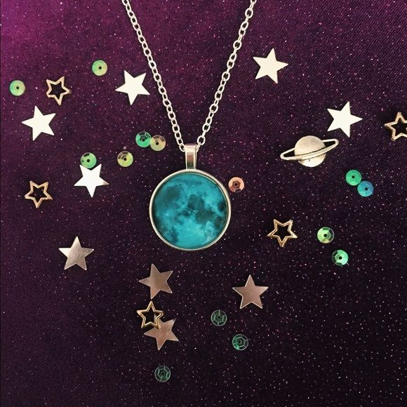 Blue moon grunge witch necklace nwt beautiful lengths free people blue moon grunge witch necklace nwt aloadofball Images