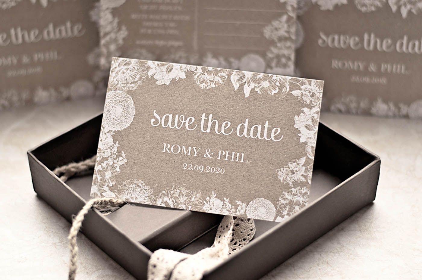 Hochzeitseinladung keine karte