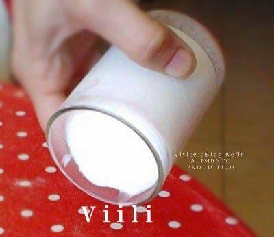 : Viili - o iogurte probiótico infinito                                                                                                                                                                                 Mais