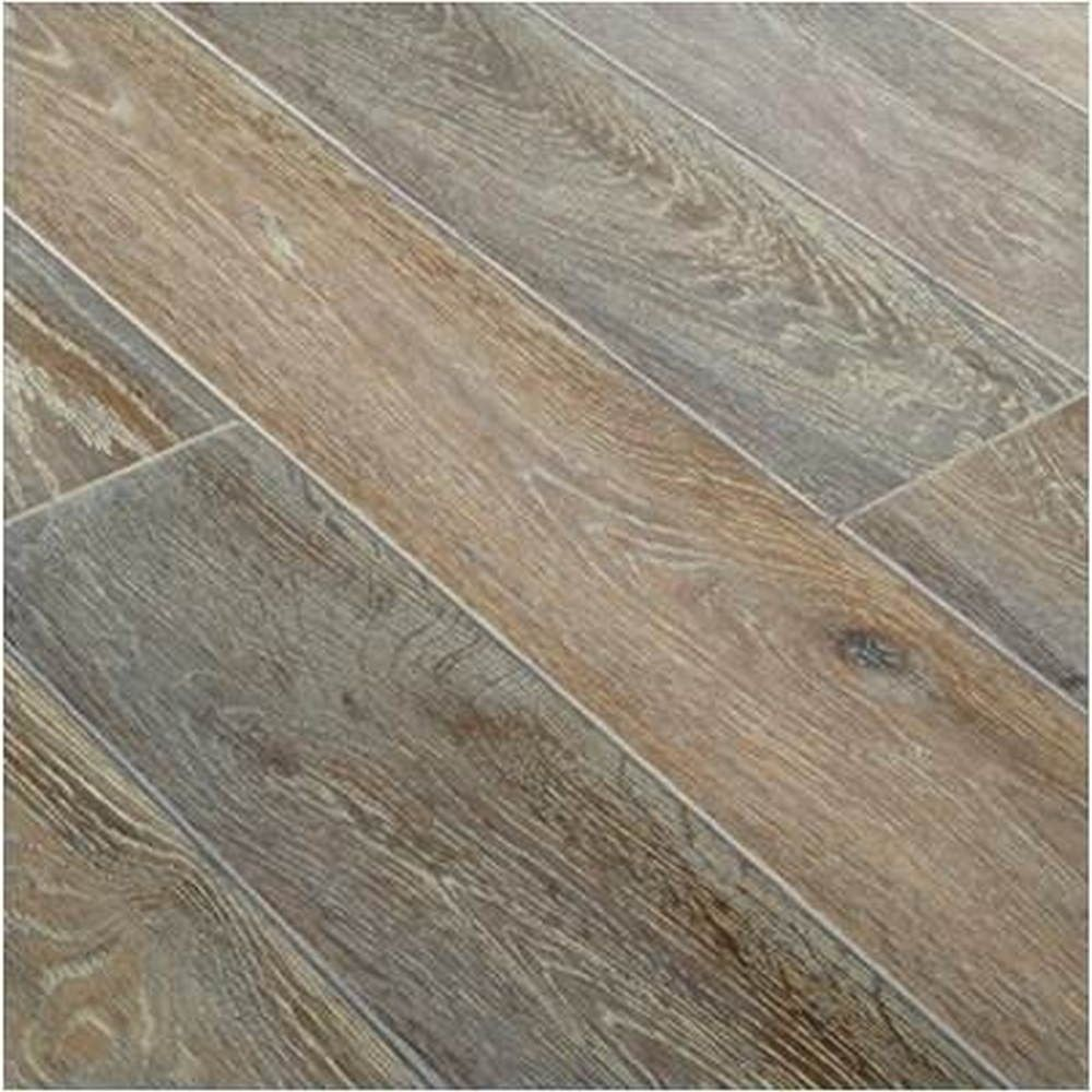 Crown 20mm X 180mm Rustic Oak Smoked Whitewashed Uv Oiled Solid