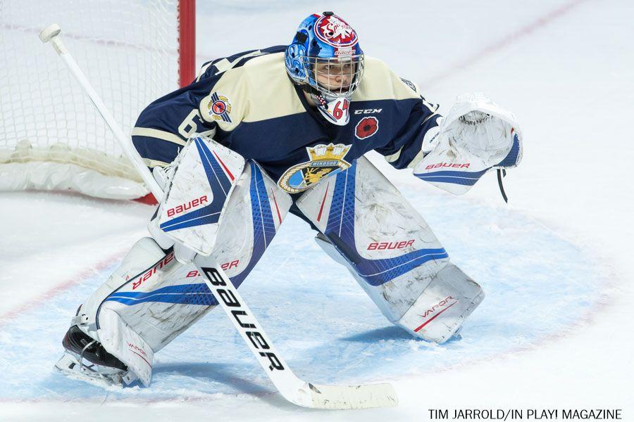 Dipietro Invited To Hockey Canada Goaltending Camp In Play Magazine Hockey Camping Canada