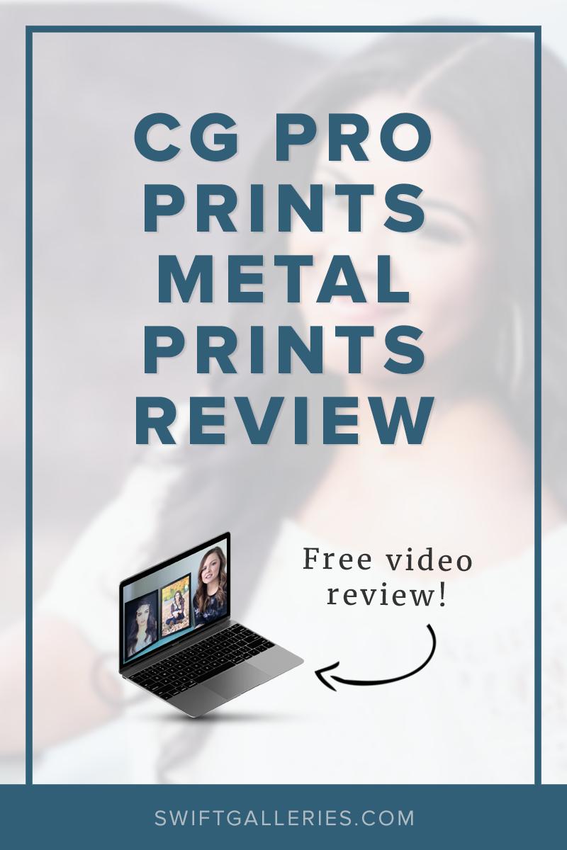 Product Review: CG Pro Prints Metal Prints | Wall Art