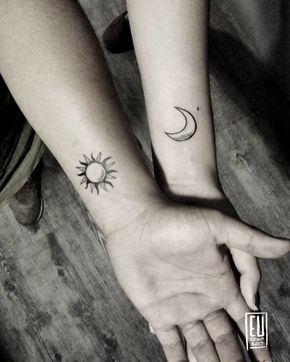 Photo of 130 Small, Discreet and Delicate (very feminine!) Tattoos