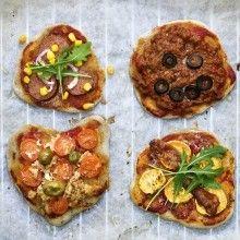 Thorbjörg - Opskrift - Glutenfri pizzabund