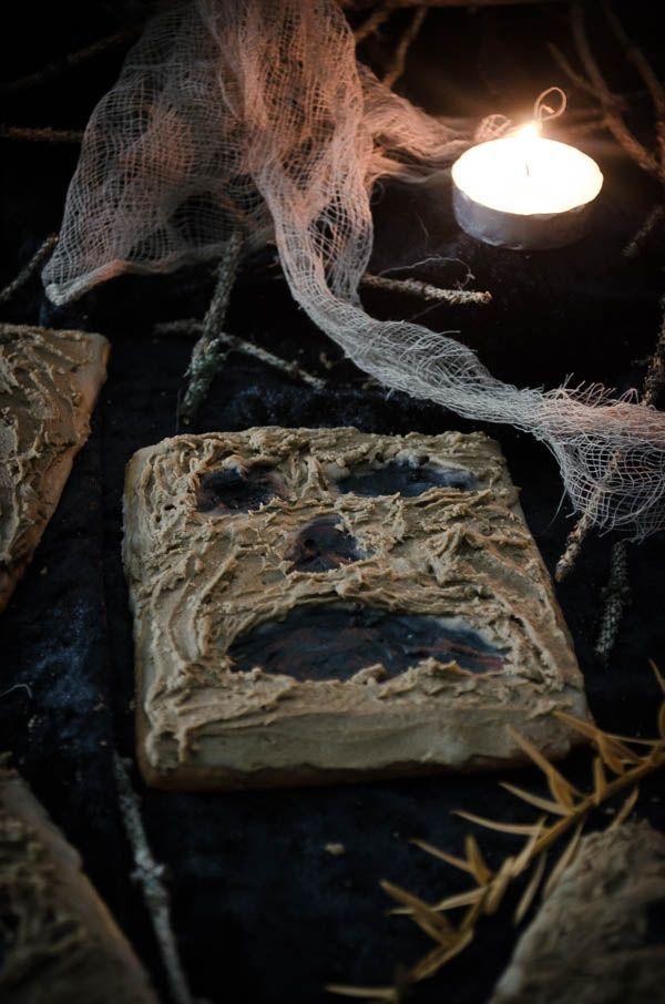 Necronomicon Evil Dead Cookies