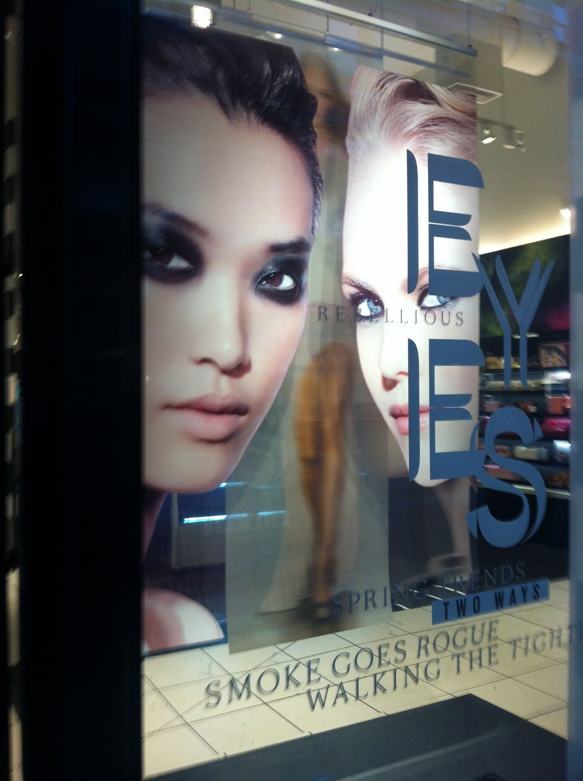 Retail Vm Visual Merchandising Pos Point Of Sales Store Window Healthandpersonalcare