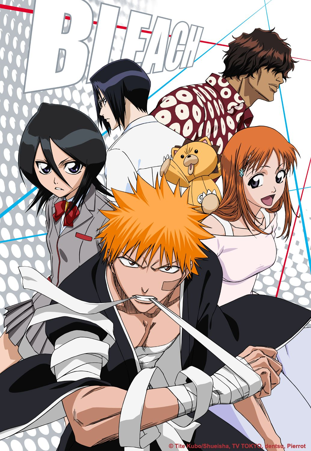 Bleach Episodes 1279 (and movies Memories of Nobody, The