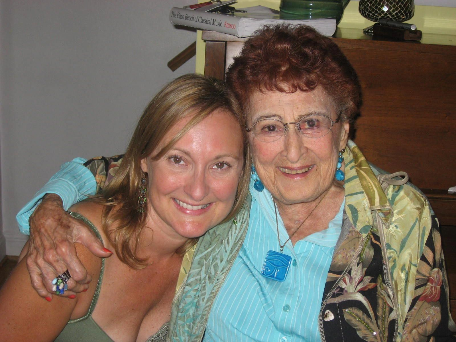 Anne Samaan Inspirational Caregiver Blazes the Trail