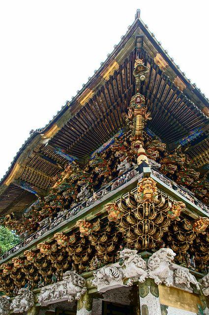 toshogu-shrine 120715-3@nikko | architexture | Nikko ...