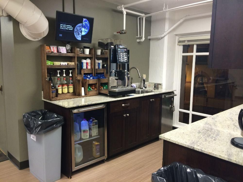 Related image Home coffee stations, Coffee bars in