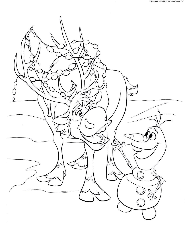 Олаф спасен Felnőtt Színező Pinterest Frozen Party Disney