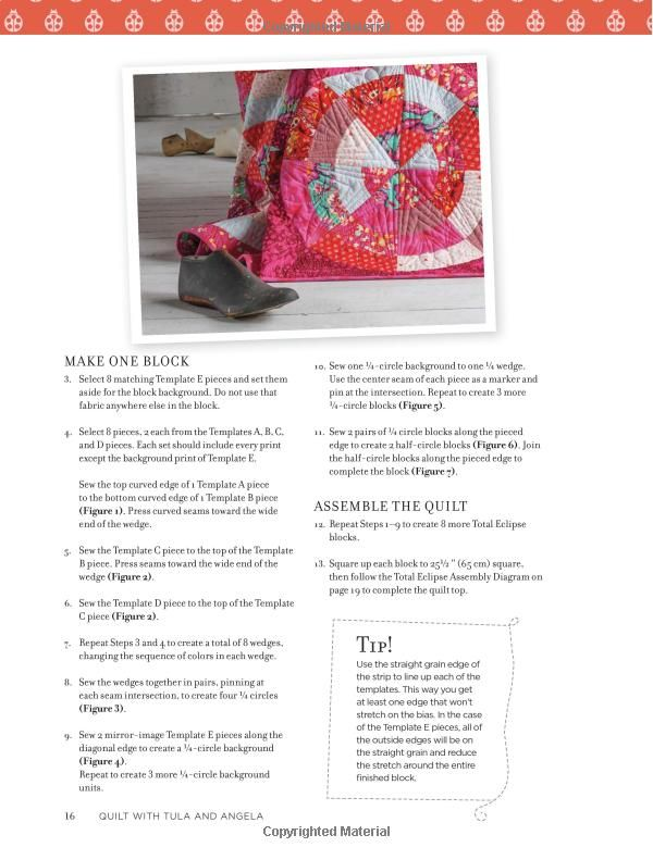Quilt With Tula And Angela A Start To Finish Guide To Piecing And