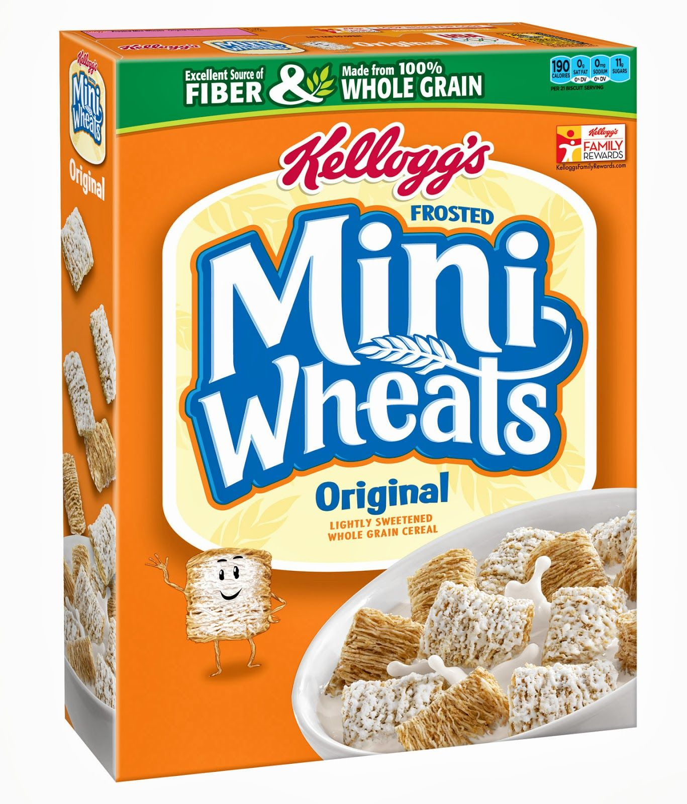 Make Every Day A Big Day With Frosted Mini Wheats Pcbigday For
