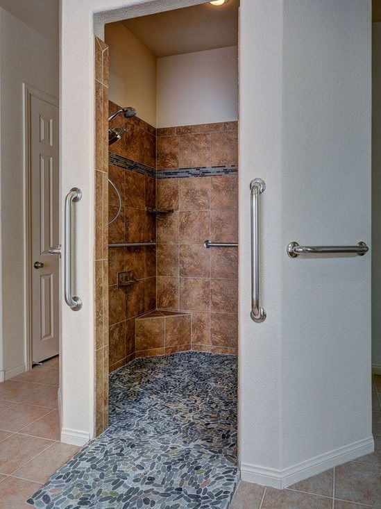 Luistano A Universal Shower In Summerlin By Las Vegas Remodel