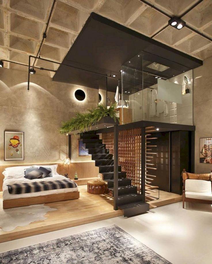 Bedroom Ideas Delightfully Basic And Thoughtful Plan Id 6874591151 A Stunning Yet Snug Assort Loft Interiors Bedroom Design Trends Master Bedroom Minimalist