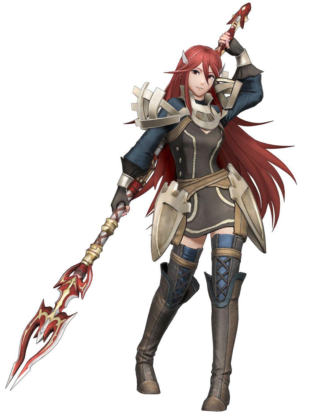 Cordelia, Dark Flier Costume from Fire Emblem Warriors
