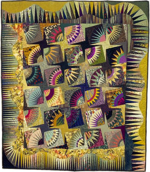 karen srone quilts pics | New York Beauty (quilt center) by Karen ... : new york beauty quilt block patterns - Adamdwight.com
