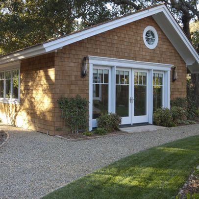 Garage Conversion Design Ideas Pictures Remodel And Decor Backyard Cottage Garage Renovation Garage Conversion