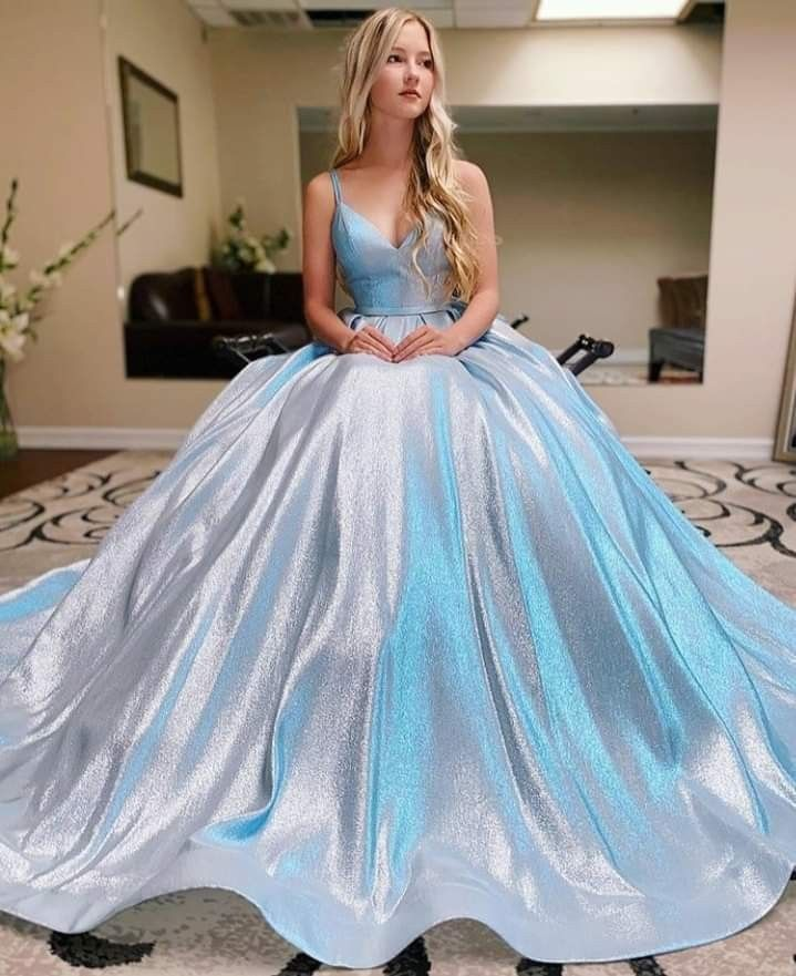 Pin by Marie Madden on 39) Threads | Prom dresses, Long