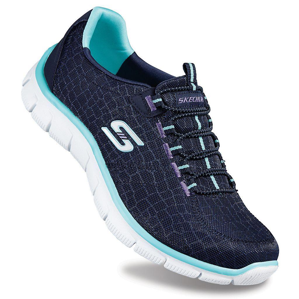 Bungee Slip On Walking Shoes