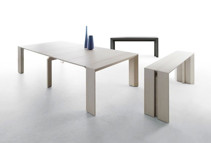 Minuetto Side Table Extendable To Dining Table Http Vurni Com