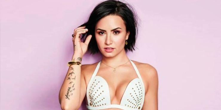 Estilos de cabello que toda chica debería copiarle a Demi Lovato