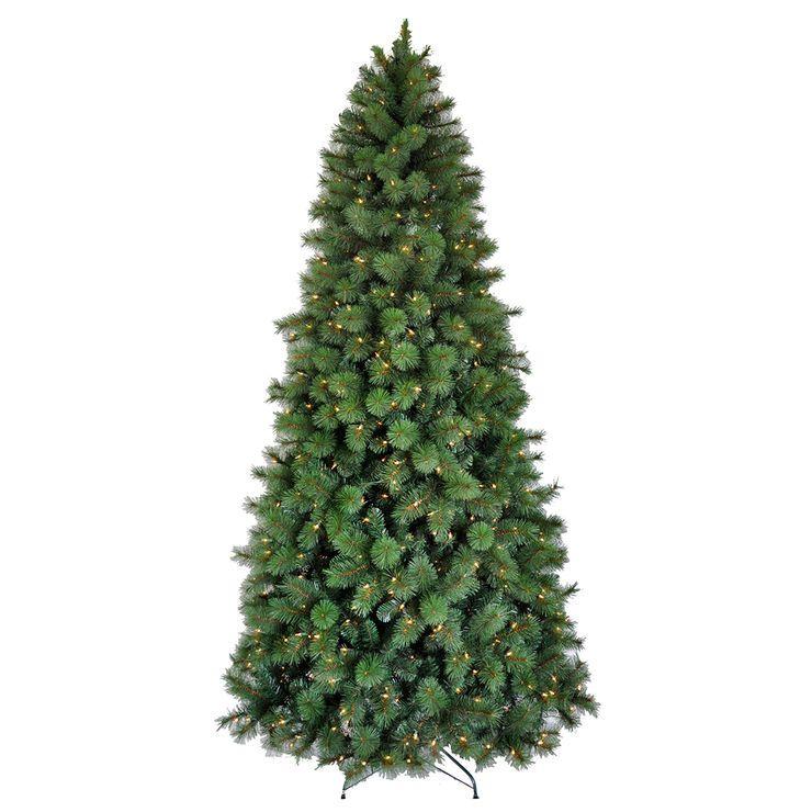 C25 9 Ft Pre Lit Carolina Pine Christmas Tree Best Artificial Christmas Trees 6ft Christmas Tree Christmas Tree