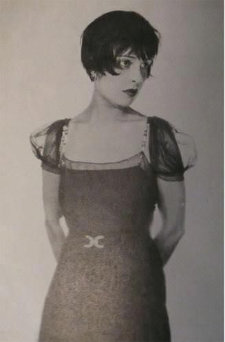 Screenwriter Playright Novelist Anita Loos 1888 1981 Http Www Imdb Com Name Nm0002616 Fashion By Decade Jazz Wedding Silent Film