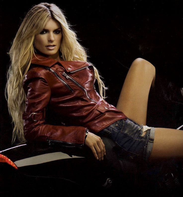 Leather Look Zip Biker Jacket Look For A More Moderate Design Then Check Out This Classic A Quality Motorbike Black Le Marisa Miller Biker Girl Motorcycle Girl