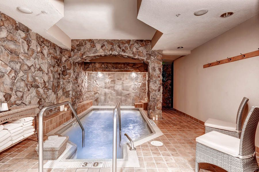 Westgate Resort Serenity Spa Relaxation Pool in Park City