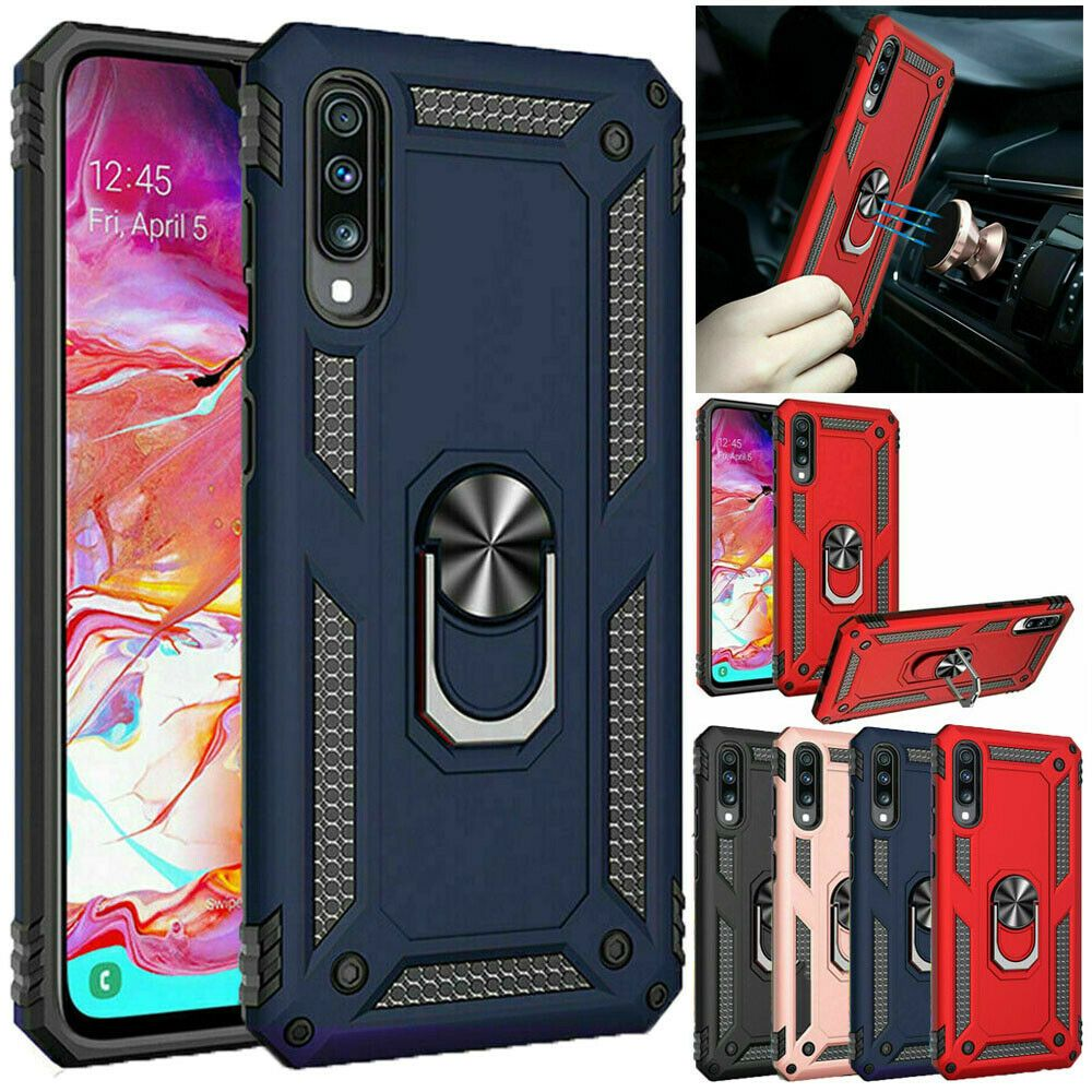 For Samsung A10 A20 A30 A40 A50 A70 Ring Car Holder Magnetic Stand Case Cover Samsung Galaxy A40 Ideas Of Samsung Galaxy A40 Samsunggalaxya40 I 2020