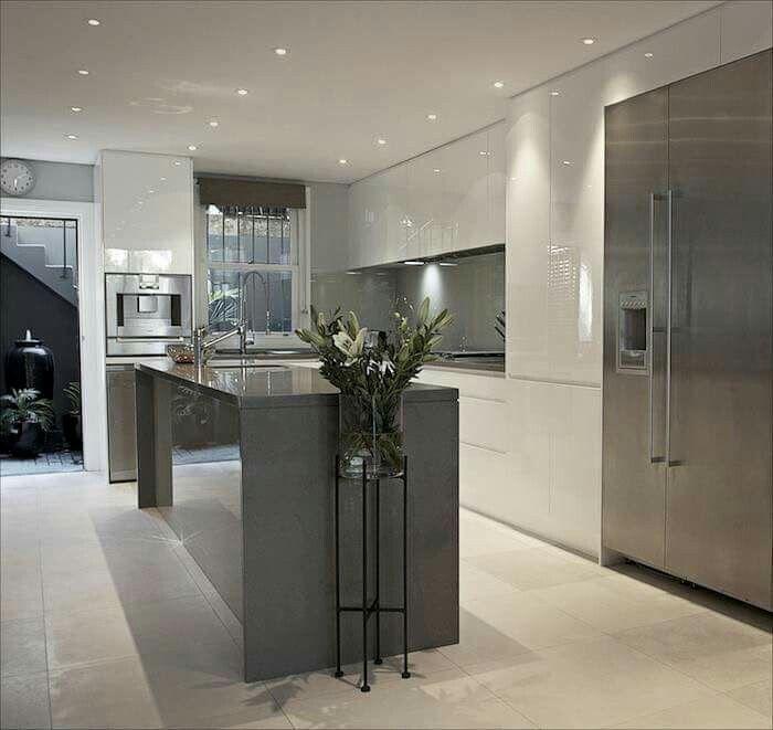 Blackmilk Interiors - Kitchen Cocinas Pinterest Cocinas - cocinas grandes de lujo