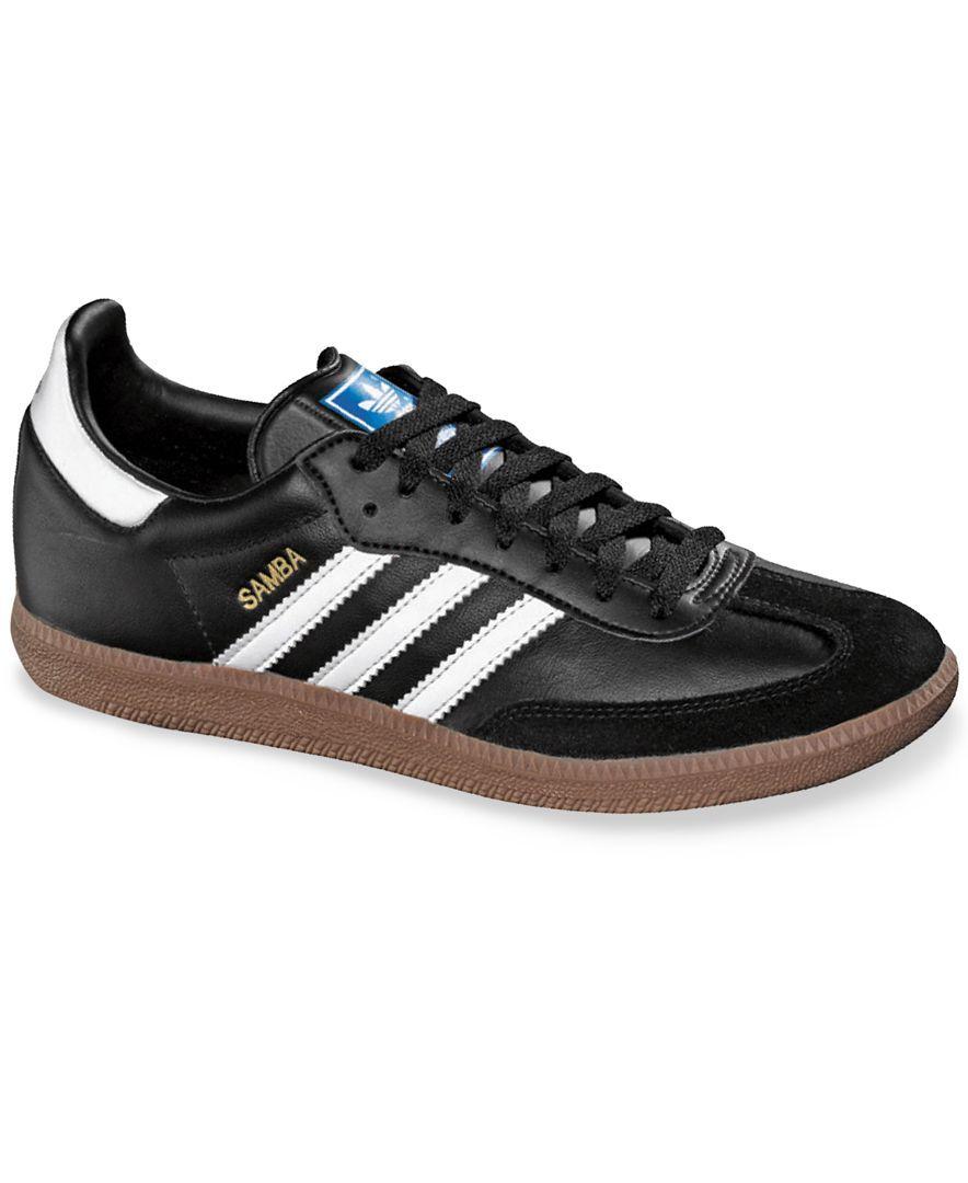 9e0cb7236 adidas Men's Originals Leather Samba Sneakers from Finish Line ...