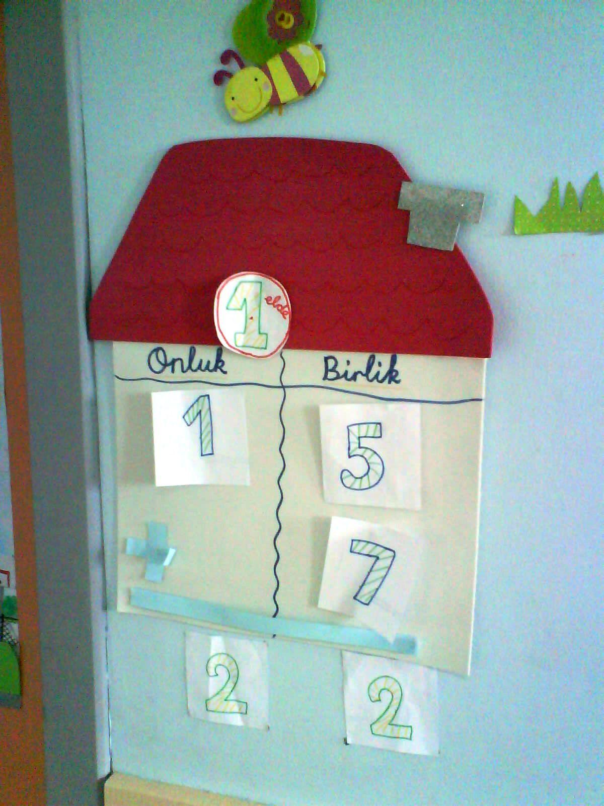 onluk birlik evi toplama işlemi 2. sınıf matematik, 1