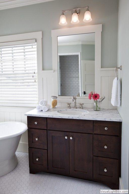 Bathroom Vanity Picturesque Design Ideas Bathrooms With Dark Vanities Incredible Bathroom Vanit Dark Wood Bathroom Dark Vanity Bathroom Bathroom Vanity Designs