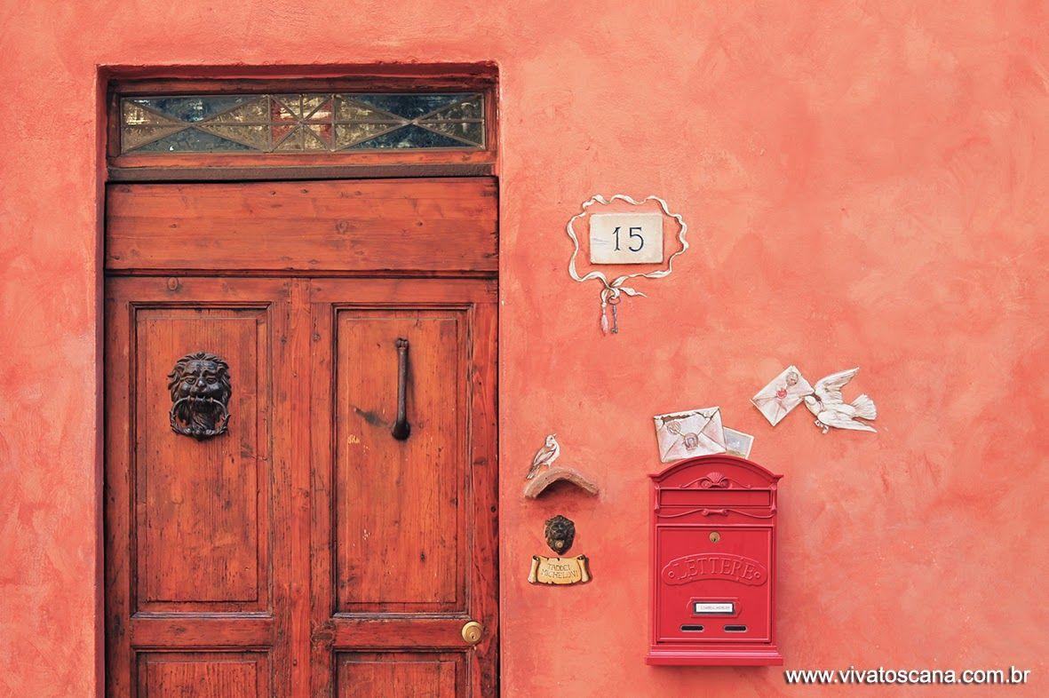 Portas e Janelas da Toscana – Um caso de Amor | Viva Toscana