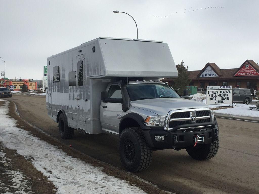 Custom Built Dodge 5500 Http Www Expeditionportal Com Forum