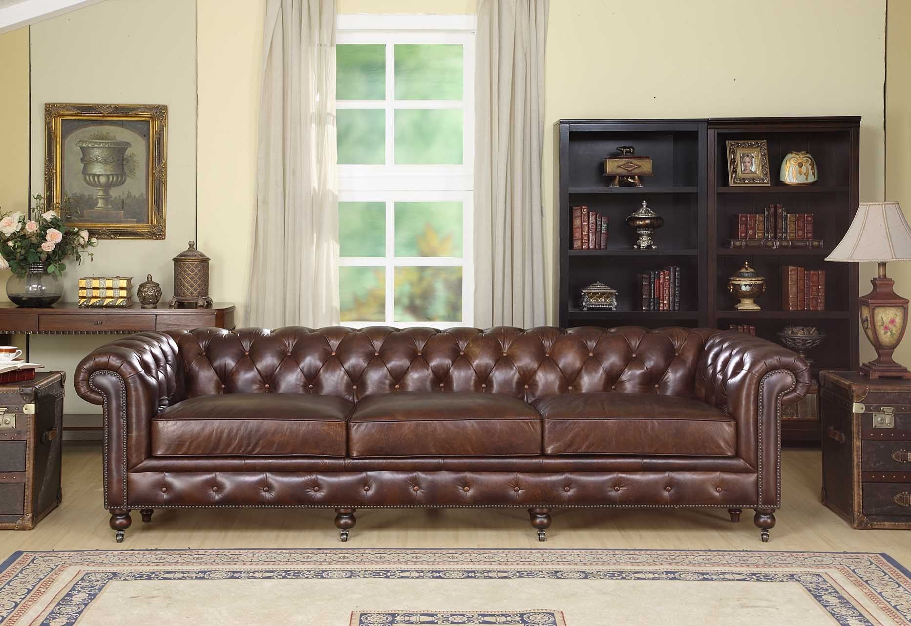 Pin By Furnish With Style On Leather Collections Pinterest Chester