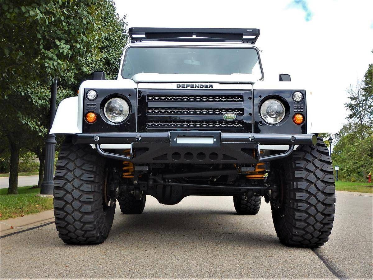 1989 Land Rover Defender 110 For Sale 2172455 Hemmings Motor News