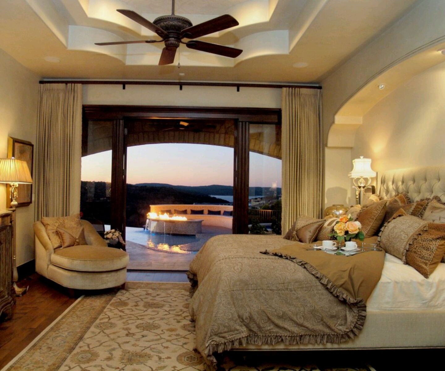 20 Bedroom Designs With Vaulted Ceilings: 20 Vaulted Ceiling Ideas To Steal From Rustic To