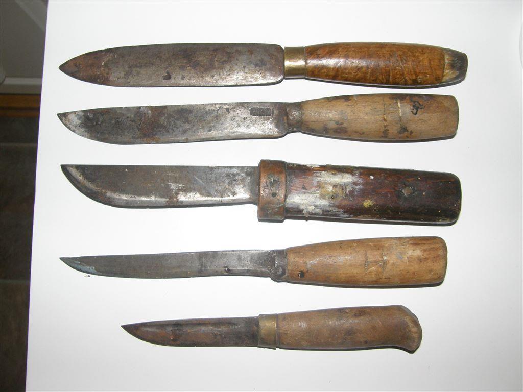 Flera ÄLDRE kniv på Tradera.com - Knivar från Skandinavien | Knivar |