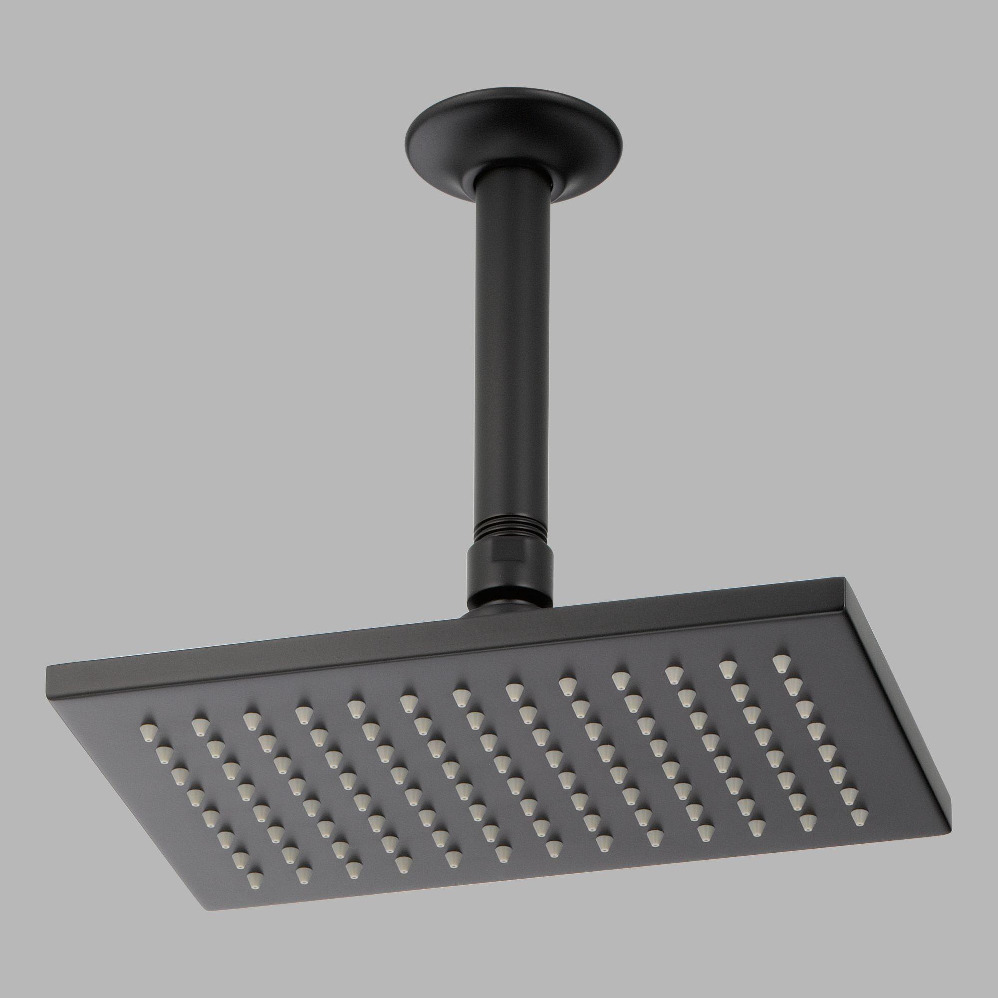 231 Brizo 81380 Single Function Rain Shower Head from the Siderna