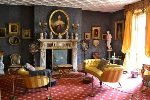 Image Result For Victorian Drawing Room Manoir Thornhill Pinterest