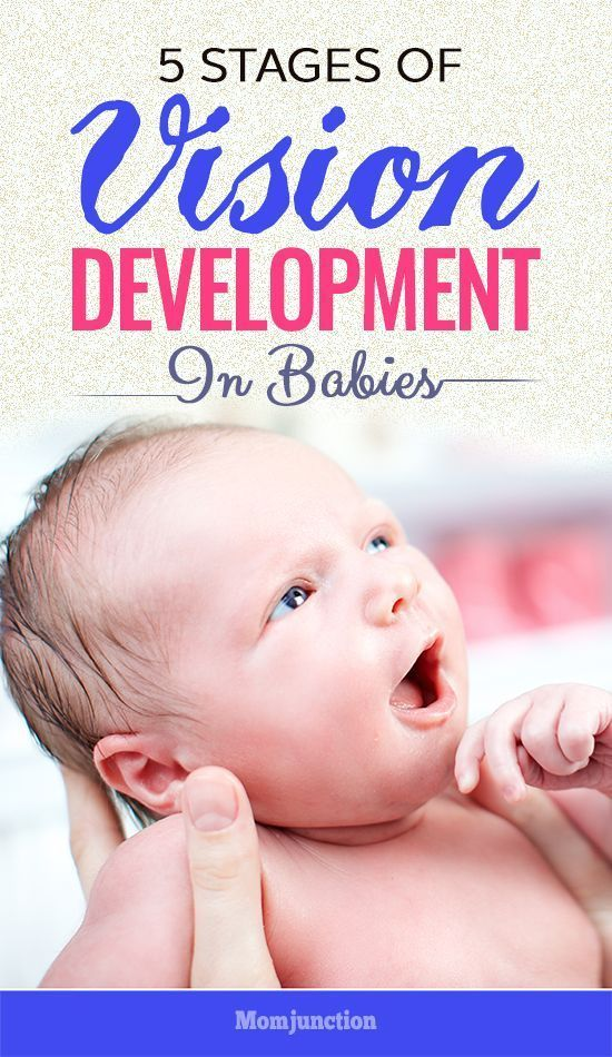 When Can Babies See Clearly: 5 Stages Of Vision ...