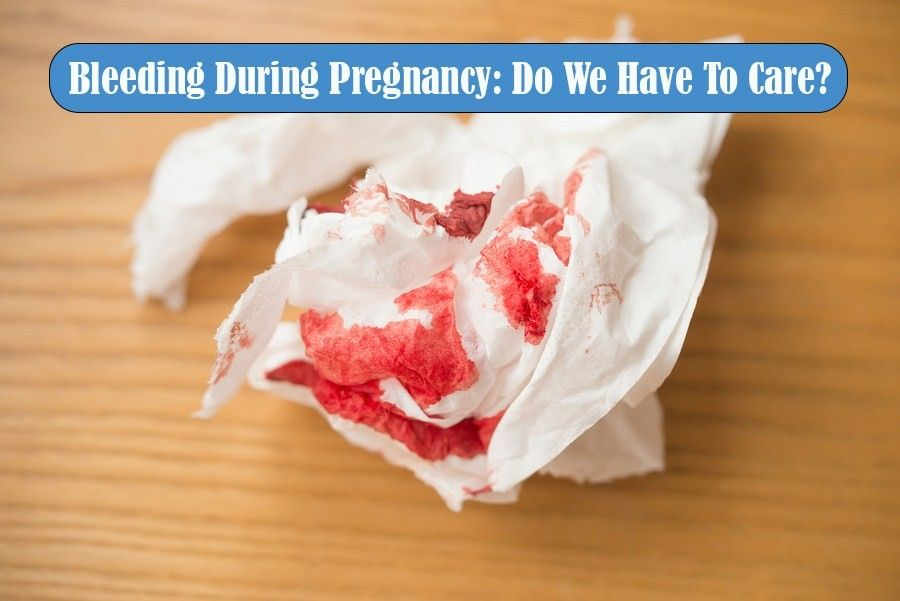 Mistaken. bleeding when first pregnant apologise