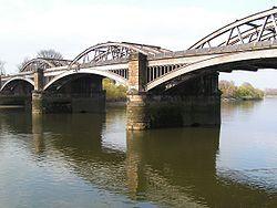 Barnes Railway Bridge | Railway bridges, Bridge, South ...