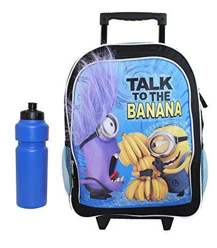 NEW Despicable Me Minions Rolling Backpack, , 37.85 | Awesome ...