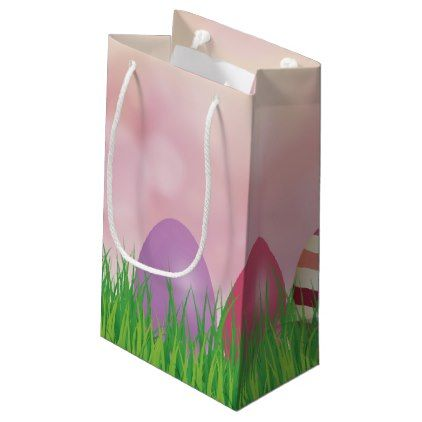 Happy easter small gift bag happy easter egg holiday family diy happy easter small gift bag happy easter egg holiday family diy custom personalize negle Gallery