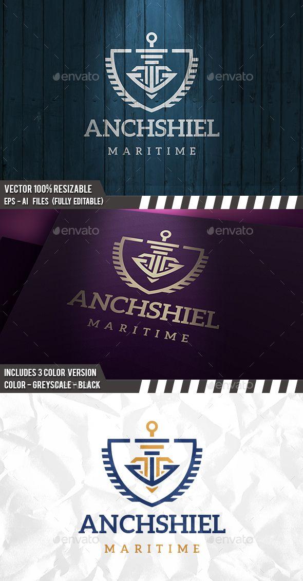 Anchor Security Logo
